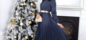 Melanie for Virgo Boutique Christmas Shoot