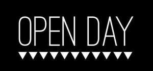 OPEN DAY 27TH SEPTEMBER 2017